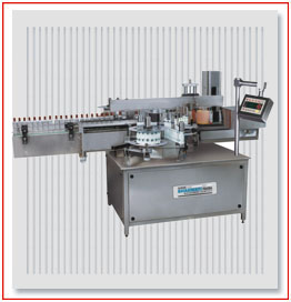 Fully Automatic Front and Back Sticker (Self-Adhesive) Labeler Machine