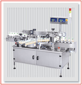 Fully Automatic Double Side Sticker Labeling Machines