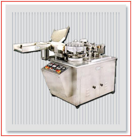 Automatic Ampoule Labeling Machine